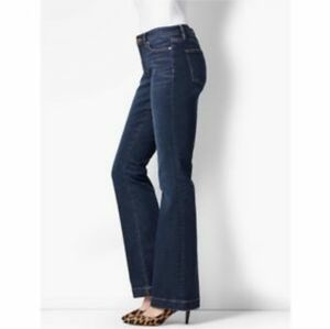 Talbots Five Pocket Flawless Flare Jeans Size 6P